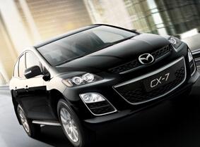 一汽马自达CX-7将于7.30正式上市