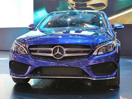奔驰全新一代C级售价36.9-47.9万