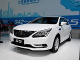 比亚迪全新G5轿车正式上市