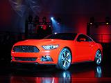 新Mustang跑车 售39.98-42.98万